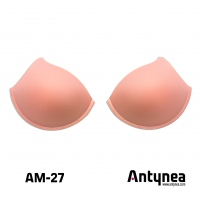 Bra cups AM-27 spaser