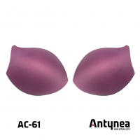 Bra cups AC-61 push-up