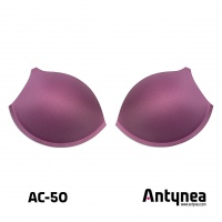 Bra cups AC-50 push-up