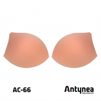 Bra cups AC-66 push-up